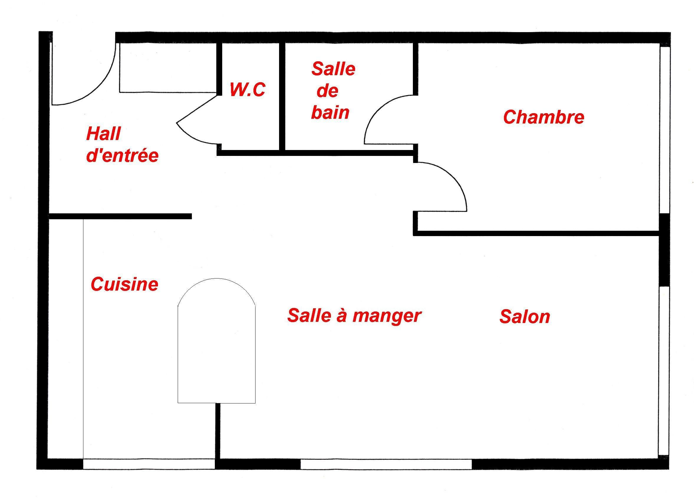 Je Vends Mon Appartement 224 Roubaix Nord 59